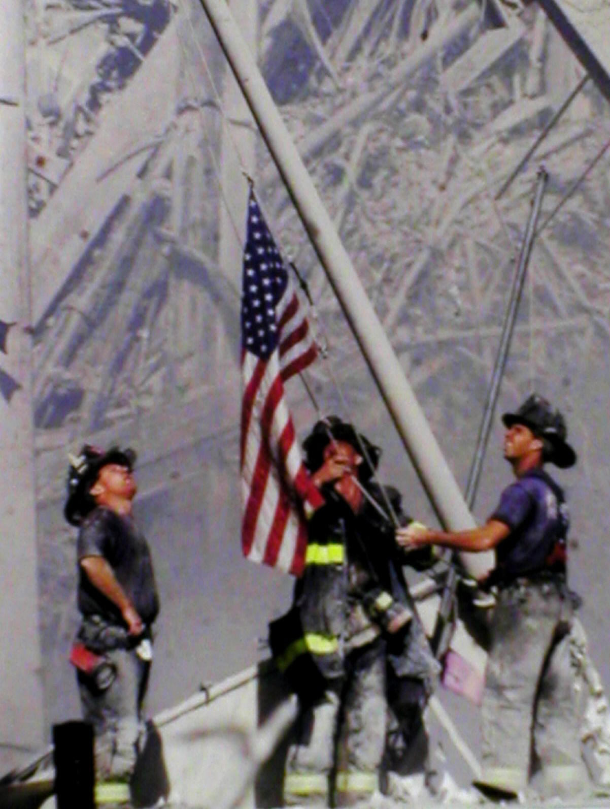 """an essay on the horrific event of sept 11 2001 in the united states I remember the week after september 11, 2001, when the subway from  the  specter of the world trade center was soon enough evoked by art  11 attacks,  a state of denial held to begin even as the horrific event was taking place  to  siegfried kracauer's under-appreciated 1927 essay """"photography,""""."""